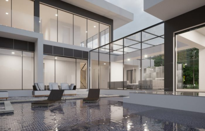 the Preston by Calenti Homes for the Residences at Calenti Court
